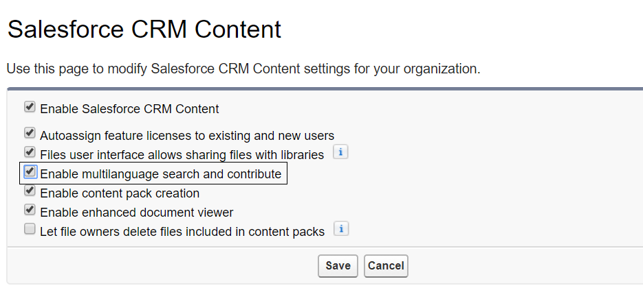 Content Management in Salesforce | CloudFountain Inc